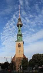 besuch fernsehturm berlin